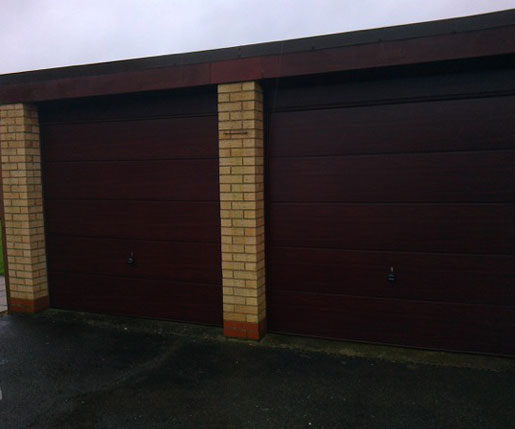Recent Garage Door Installation Project