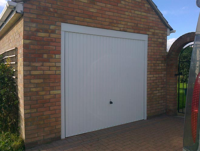 Simple Garage Door Installation